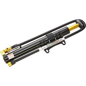 Lezyne Micro Floor Drive HVG Mini Pomp, glossy black